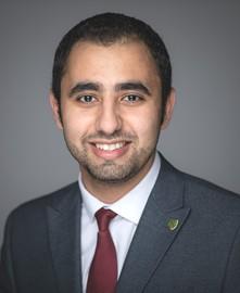 Osaid Alser, Gewinner des Dupuytren Award 2021 (Klinische Forschung)