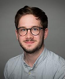 Thomas Layton, Gewinner des Dupuytren Award  2021 (Grundlagenforschung)